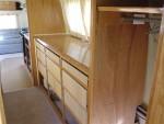 Dresser going in