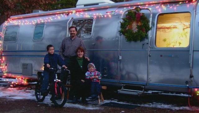 Merry Christmas from Arkansas!