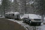 Early April, 2005 in Mather Campground, GCNP