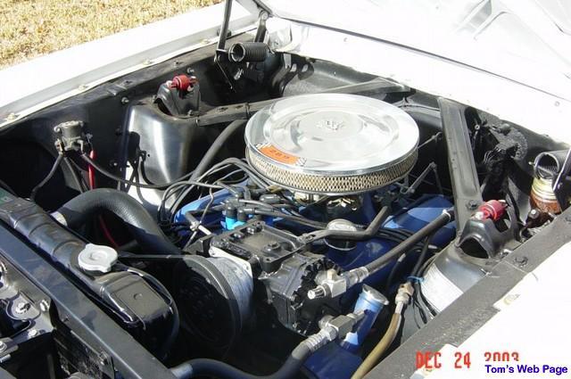 289 V-8 Engine