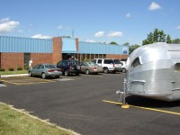 Highlight for album: Airstream Factory Tour Summer 2004